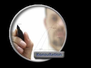 Konsultation-button